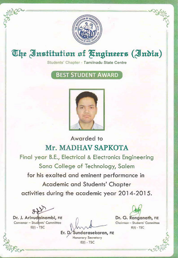 madhav-sapkoda-best-student