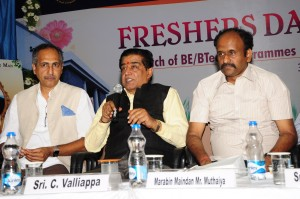 Rahul Kadri, Valliappa & Muthiah