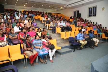 """ECE- Guest Lecture on """"Do your Engineering rather than"""