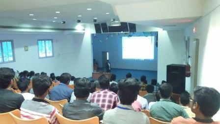 "ECE- Guest Lecture on ""Do your Engineering rather than"