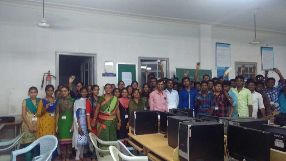 Matlab and Arduino Training | SONA College of Technology | News and