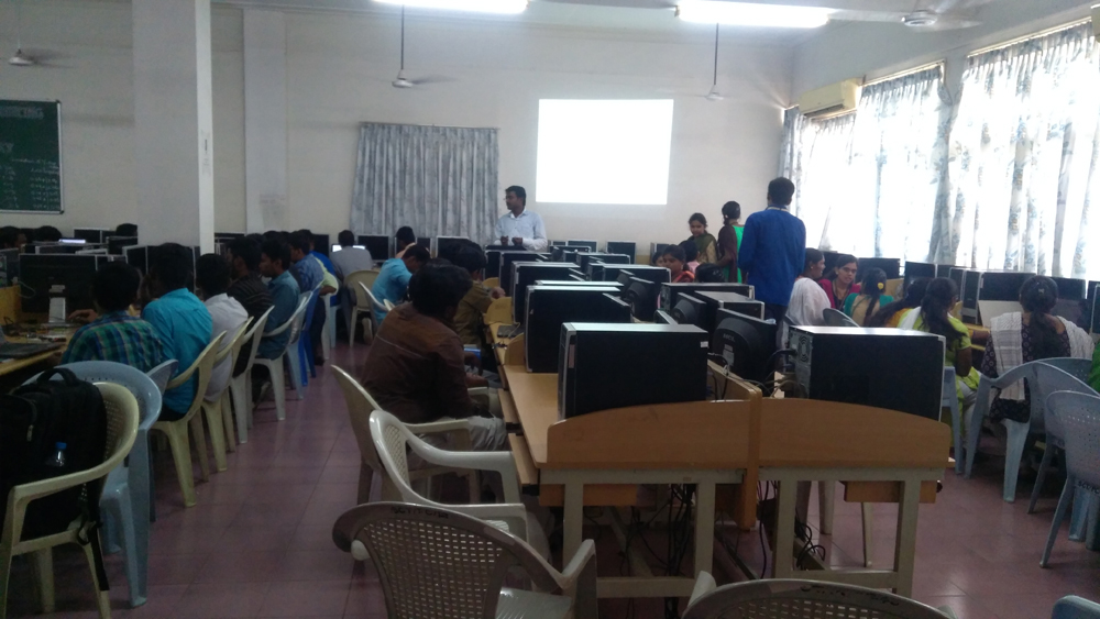 Matlab and Arduino Training   SONA College of Technology