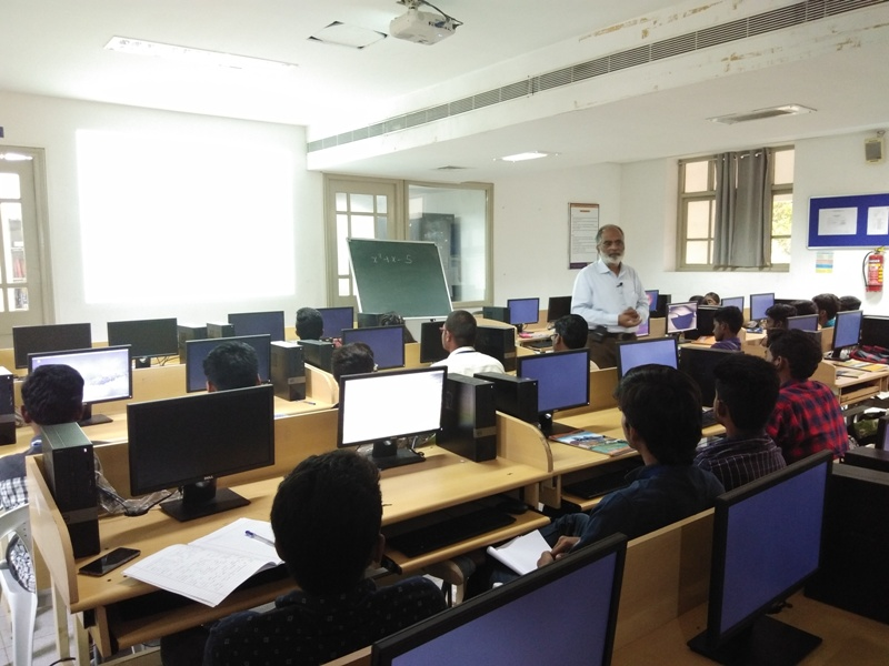 A Three Day Hands-on Session on Joy of Professional Programming and