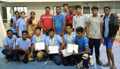 Sona bags loads of medals boxing tournament