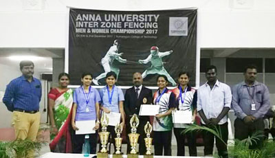 Fencing Achievements Sharpens SONA