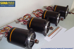 Housed Quadruplex BLDC motor