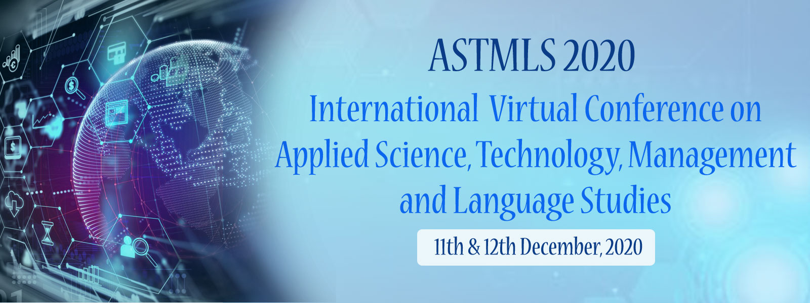 ASTMLS 2020 - International Conference