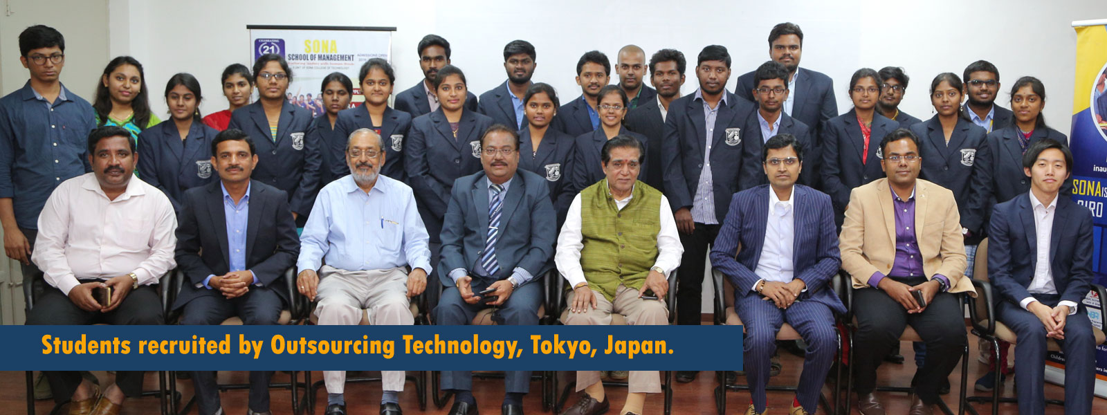 Japan Placement Sona College