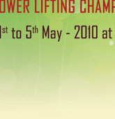 power lifting championship