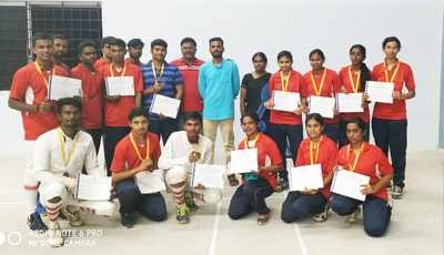 SONA Fencers sharpens the pride