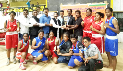 SONA student shine in National Boxing Arena