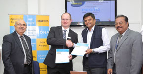 Sona inks an MoU with Festo, German