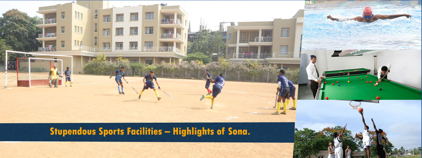 Sona Sports Facilities