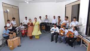 Music club - sona college of technology