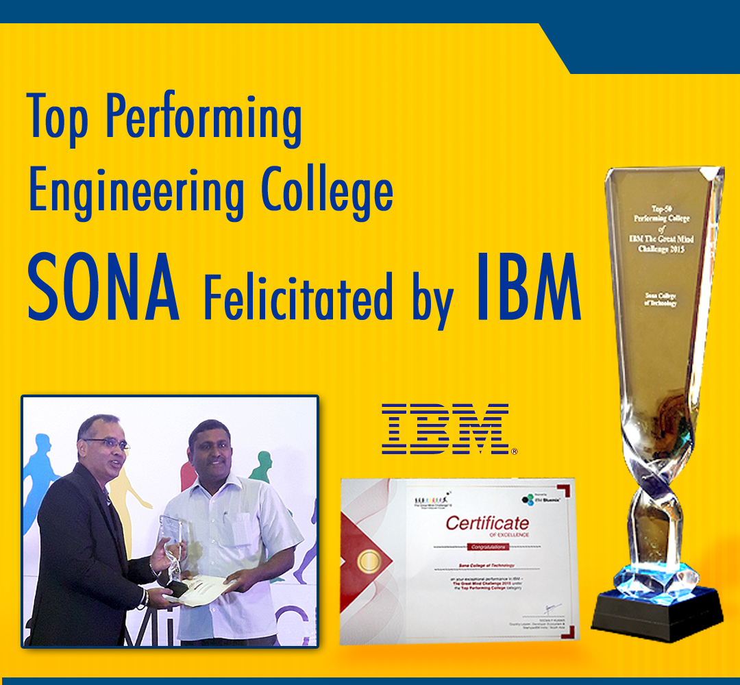 ibm centre of excellence award