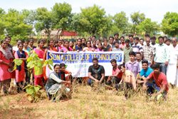 Tree plantation - Tremors Clubs