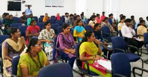 Vee Technologies Placement Drive at SONA campus