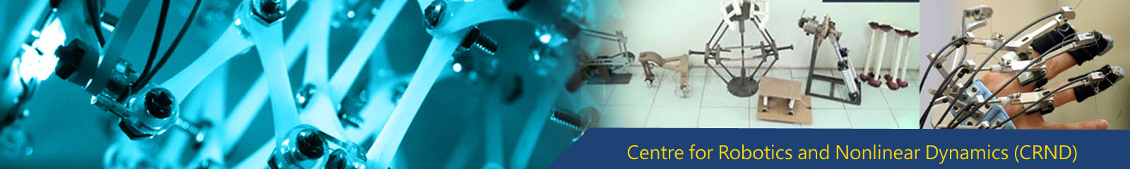 Projects : Centre for Robotics and Nonlinear Dynamics (CRND